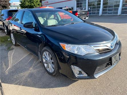 2012 Toyota Camry Hybrid XLE (Stk: A02455) in Guelph - Image 1 of 5