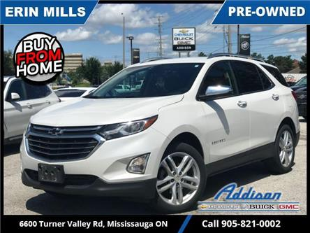 2018 Chevrolet Equinox Premier (Stk: UM63939) in Mississauga - Image 1 of 21