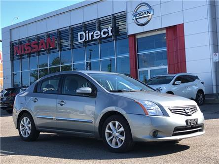 2011 Nissan Sentra 2.0 | AS IS | SERVICE RECORDS AVAILABLE (Stk: P0625A) in Mississauga - Image 1 of 10