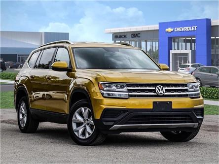 2018 Volkswagen Atlas Trendline (Stk: 303723A) in Markham - Image 1 of 29