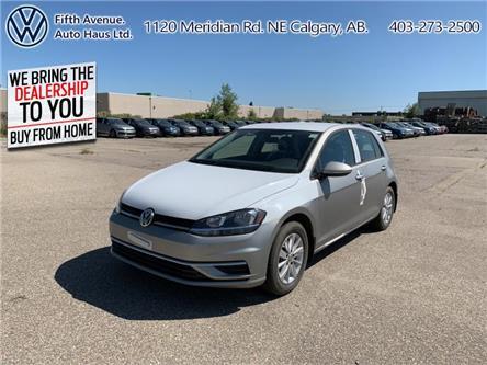2020 Volkswagen Golf Comfortline (Stk: 20122) in Calgary - Image 1 of 23
