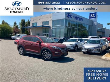 2018 Hyundai Tucson SE (Stk: AH9104) in Abbotsford - Image 1 of 28
