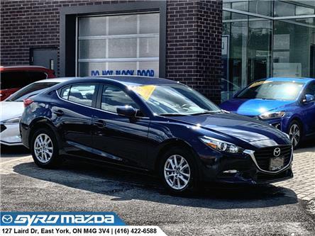 2018 Mazda Mazda3 GS (Stk: 29887) in East York - Image 1 of 28