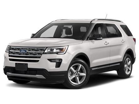 2018 Ford Explorer Platinum (Stk: PL21738) in Toronto - Image 1 of 9