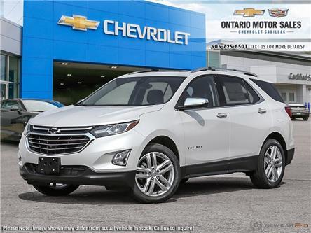 2020 Chevrolet Equinox Premier (Stk: 0245674) in Oshawa - Image 1 of 27