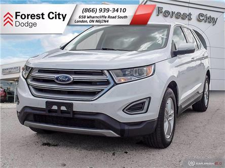 2016 Ford Edge SEL (Stk: 20-8002A) in Sudbury - Image 1 of 15