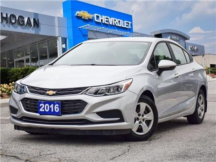 2016 Chevrolet Cruze LS Auto (Stk: A291164) in Scarborough - Image 1 of 25