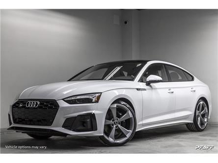 2020 Audi S5 3.0T Progressiv (Stk: T18552) in Vaughan - Image 1 of 22