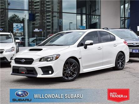 2018 Subaru WRX Sport-tech Manual >>No accident<< (Stk: 16690A) in Toronto - Image 1 of 30