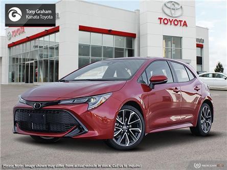2020 Toyota Corolla Hatchback Base (Stk: 90255) in Ottawa - Image 1 of 24