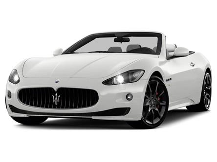 2014 Maserati GranTurismo  (Stk: CONS2) in Oakville - Image 1 of 2