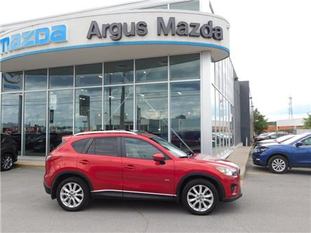 2014 Mazda CX-5 GT (Stk: 94730A) in Gatineau - Image 1 of 19