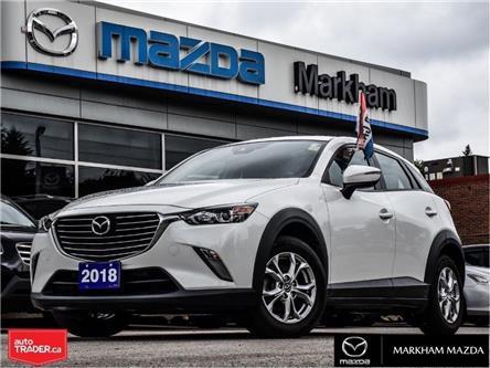 2018 Mazda CX-3 50th Anniversary Edition (Stk: Z200364A) in Markham - Image 1 of 24