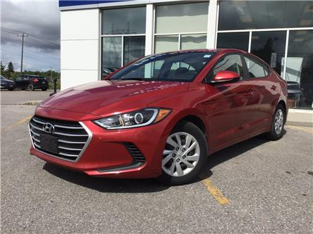 2017 Hyundai Elantra LE (Stk: HP0154) in Peterborough - Image 1 of 17