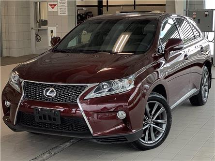 2013 Lexus RX 350 F Sport (Stk: 1837A) in Kingston - Image 1 of 30