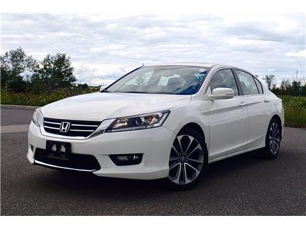 2015 Honda Accord Sport (Stk: 200118B) in Orléans - Image 1 of 24