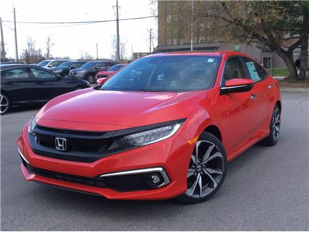 2020 Honda Civic Touring (Stk: 20-0564) in Ottawa - Image 1 of 27