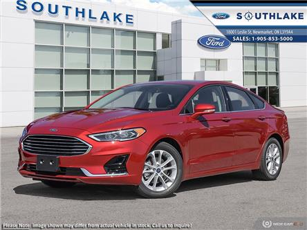 2020 Ford Fusion Hybrid SEL (Stk: 29167) in Newmarket - Image 1 of 23
