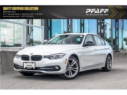 2017 BMW 328d xDrive (Stk: D13252) in Markham - Image 1 of 22