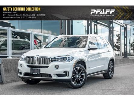 2017 BMW X5 xDrive35i (Stk: U13035A) in Markham - Image 1 of 22