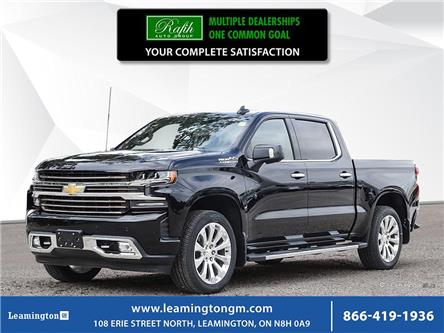 2020 Chevrolet Silverado 1500 High Country (Stk: 20-480) in Leamington - Image 1 of 30