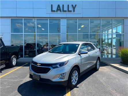 2018 Chevrolet Equinox Back-up Cam, Heated Seats, BT, 1 owner (Stk: 00141A) in Tilbury - Image 1 of 22