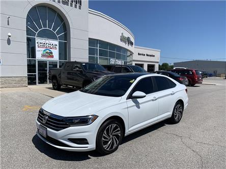 2019 Volkswagen Jetta 1.4 TSI Execline (Stk: N04481A) in Chatham - Image 1 of 27