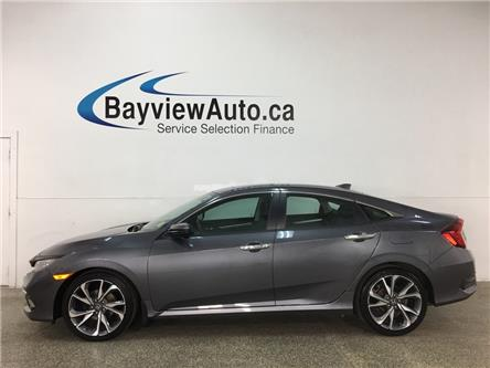 2019 Honda Civic Touring (Stk: 36976W) in Belleville - Image 1 of 28