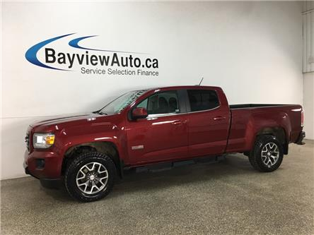 2018 GMC Canyon All Terrain w/Leather (Stk: 36858W) in Belleville - Image 1 of 28