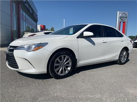 2016 Toyota Camry XLE (Stk: LN107913A) in Bowmanville - Image 1 of 30