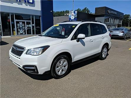 2017 Subaru Forester 2.5i Convenience (Stk: PRO0722) in Charlottetown - Image 1 of 19