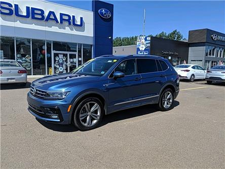 2018 Volkswagen Tiguan Highline (Stk: SUB2303A) in Charlottetown - Image 1 of 23