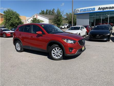 2016 Mazda CX-5 GS (Stk: L8165A) in Peterborough - Image 1 of 14