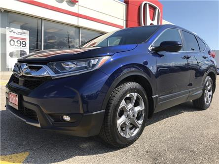 2017 Honda CR-V EX (Stk: 20131A) in Simcoe - Image 1 of 23