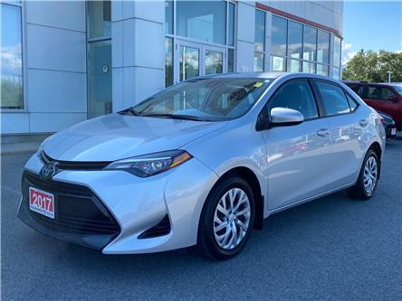 2017 Toyota Corolla LE (Stk: CW110A) in Cobourg - Image 1 of 21