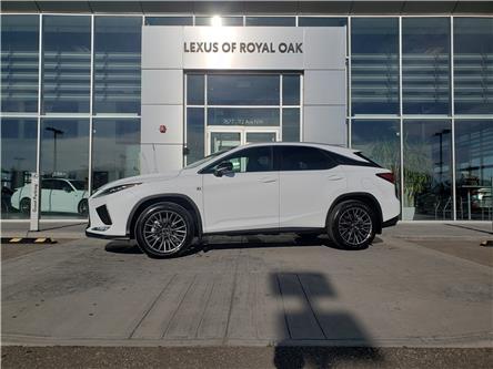 2020 Lexus RX 350 Base (Stk: L20489) in Calgary - Image 1 of 10