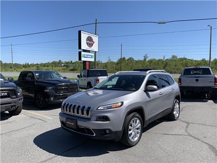 2016 Jeep Cherokee Limited (Stk: 59811) in Sudbury - Image 1 of 19