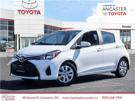 2017 Toyota Yaris  (Stk: 4027) in Ancaster - Image 1 of 22
