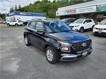 2020 Hyundai Venue Ultimate w/Black Interior (IVT) (Stk: DF1819) in Sudbury - Image 1 of 13