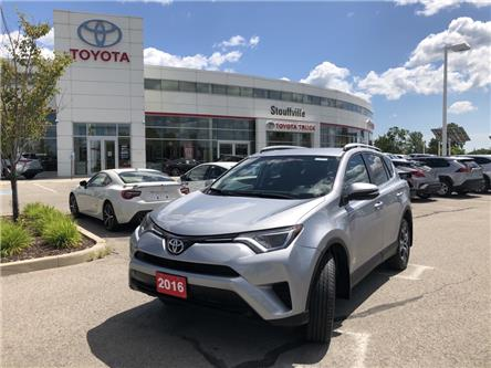 2016 Toyota RAV4 LE (Stk: P2233) in Whitchurch-Stouffville - Image 1 of 14