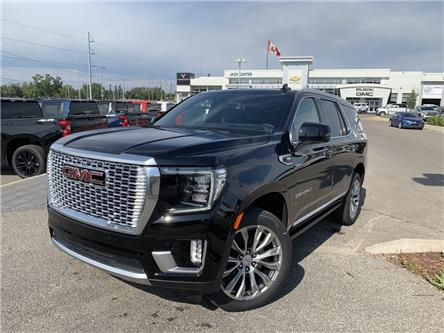 2021 GMC Yukon Denali (Stk: MR109798) in Calgary - Image 1 of 22