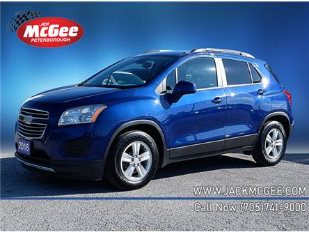 2016 Chevrolet Trax LT (Stk: P16380) in Peterborough - Image 1 of 19