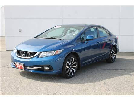 2013 Honda Civic Touring (Stk: 20-170A) in Vernon - Image 1 of 12