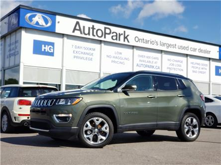 2019 Jeep Compass Limited (Stk: 19-38223) in Brampton - Image 1 of 20
