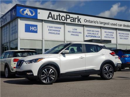 2019 Nissan Kicks SV (Stk: 19-61429) in Brampton - Image 1 of 20