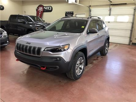 2020 Jeep Cherokee Trailhawk (Stk: T20-113) in Nipawin - Image 1 of 15
