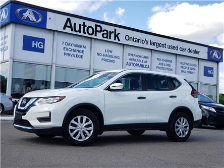 2019 Nissan Rogue S (Stk: 19-79450) in Brampton - Image 1 of 18