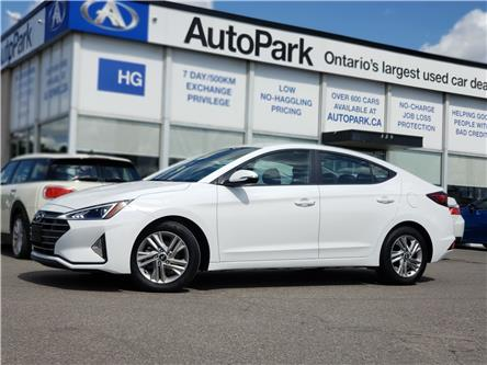 2020 Hyundai Elantra Preferred (Stk: 20-32072) in Brampton - Image 1 of 20