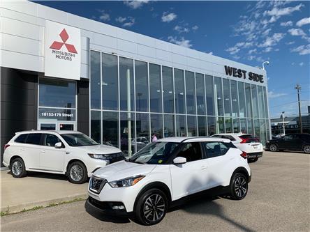2019 Nissan Kicks SV (Stk: BM3848) in Edmonton - Image 1 of 24
