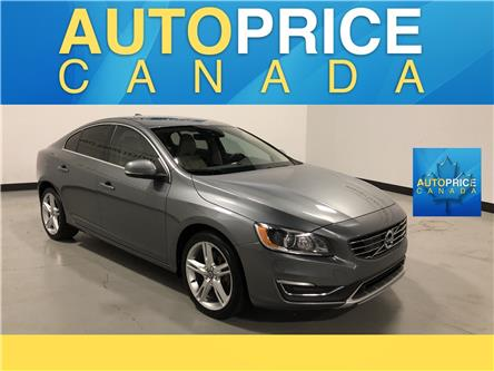 2017 Volvo S60 T5 Special Edition Premier (Stk: W2008) in Mississauga - Image 1 of 26